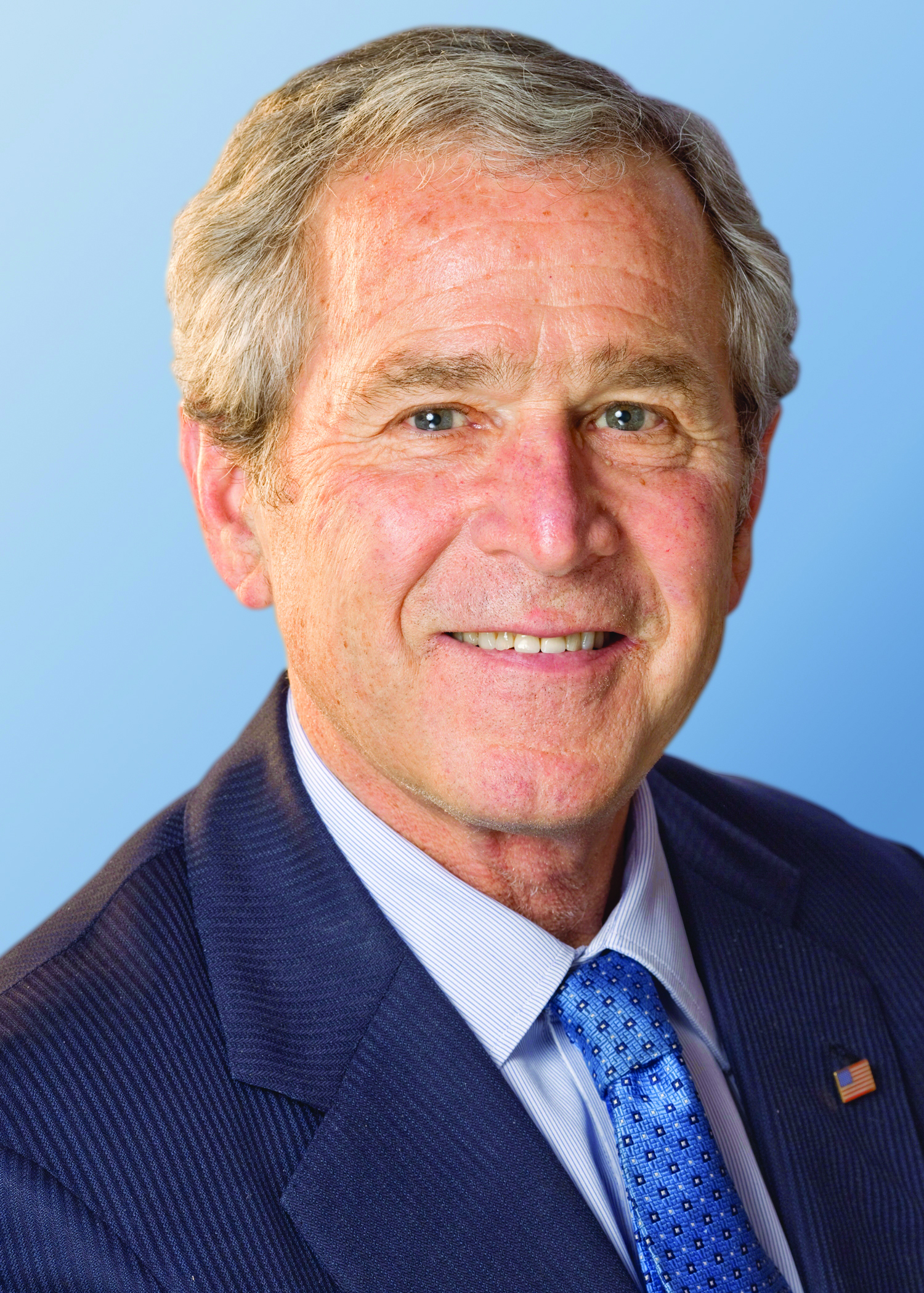 President George W. Bush To Speak At College Of The Ozarks ... George Bush