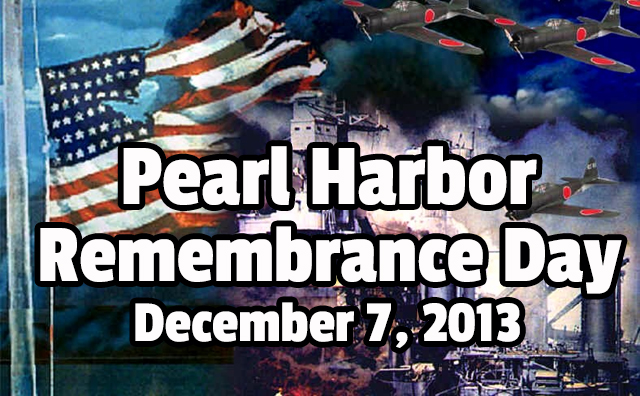 Pearl harbor date